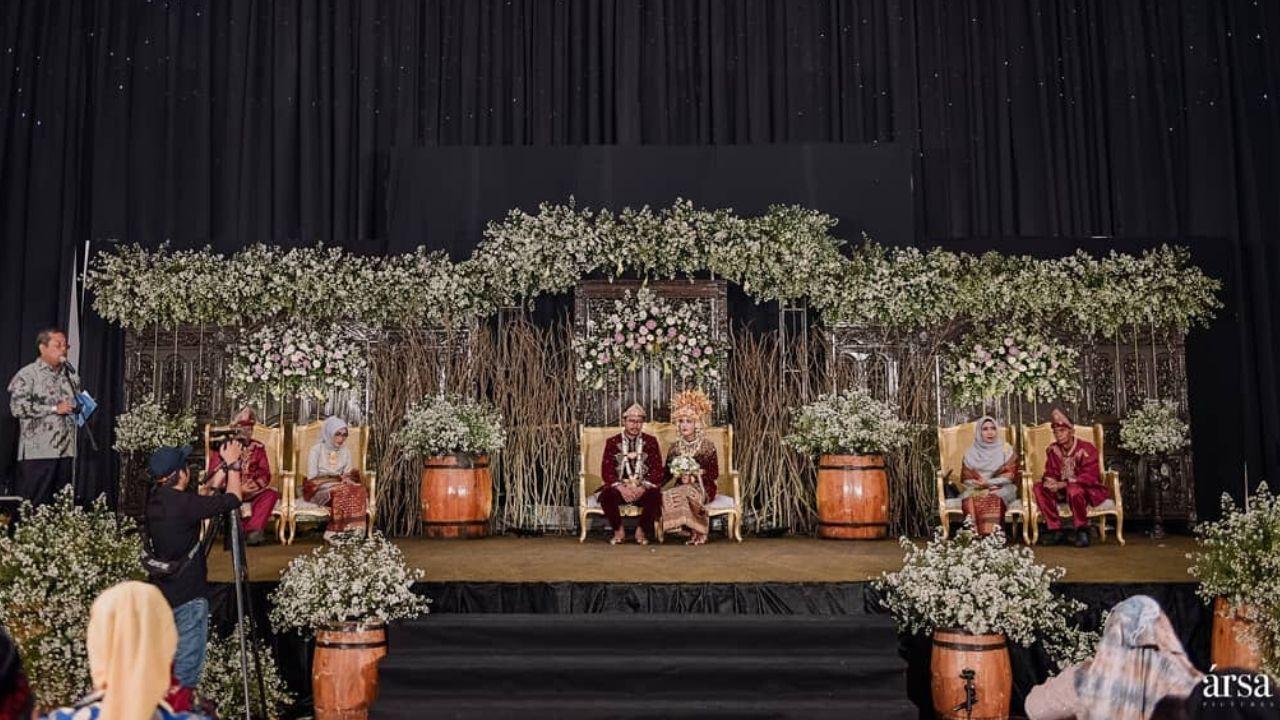 Paket Pernikahan Gedung Palembang