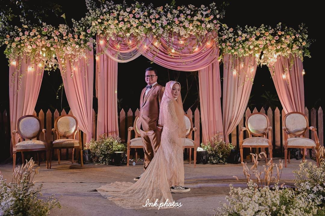 Taman Kenten Resto Wedding Palembang