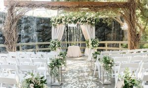 fakta rustic wedding