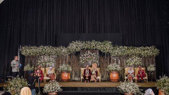 paket pernikahan gedung al azhar coenvention center palembang