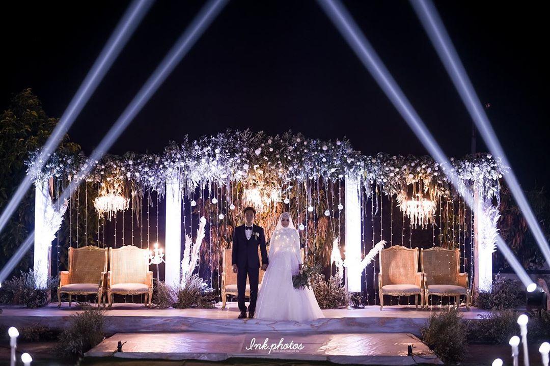 paket pernikahan outdoor di palembang bumi puspanegara