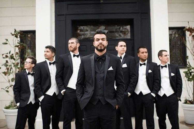 Tugas Groomsmen di Pernikahan