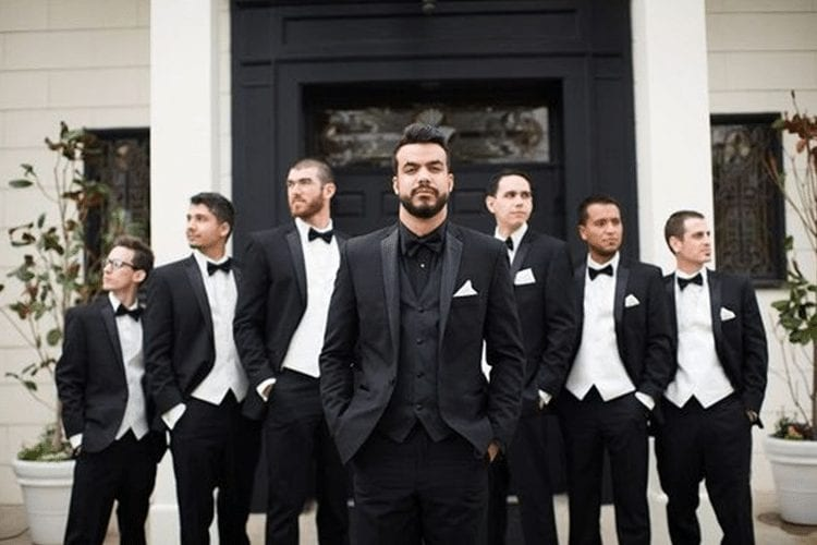 Daftar Lengkap Tugas Groomsmen di Pernikahan