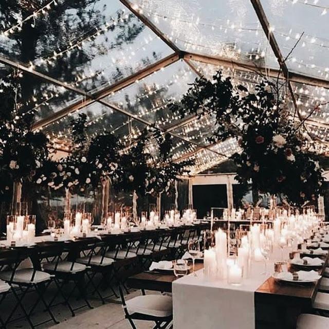 19 Ide Pernikahan Dengan Dekorasi DIY Murah