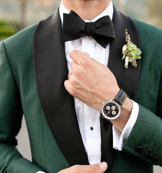 Rekomendasi Setelan Jas Pernikahan Pria yang Elegan