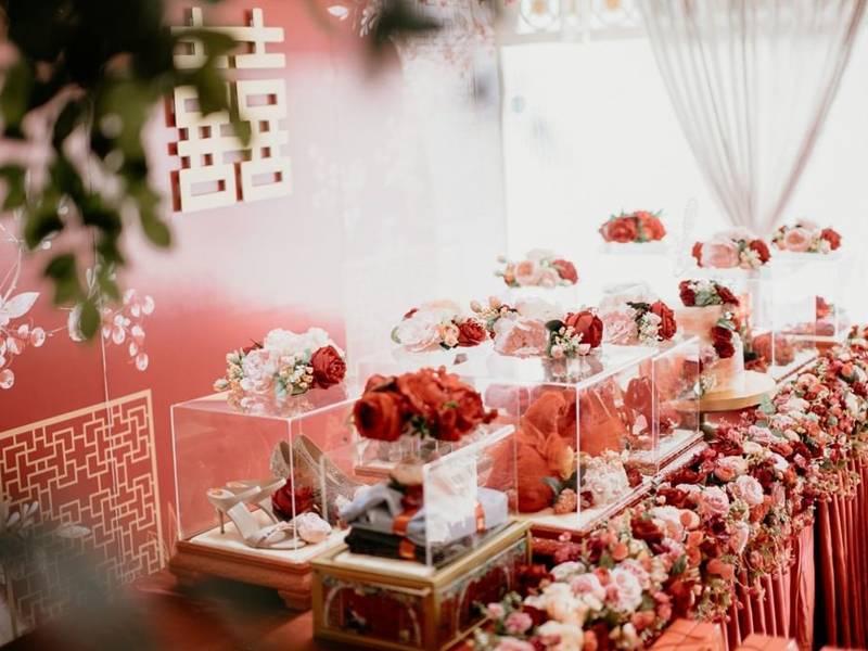 Urutan Prosesi Sangjit Dalam Budaya Tionghoa