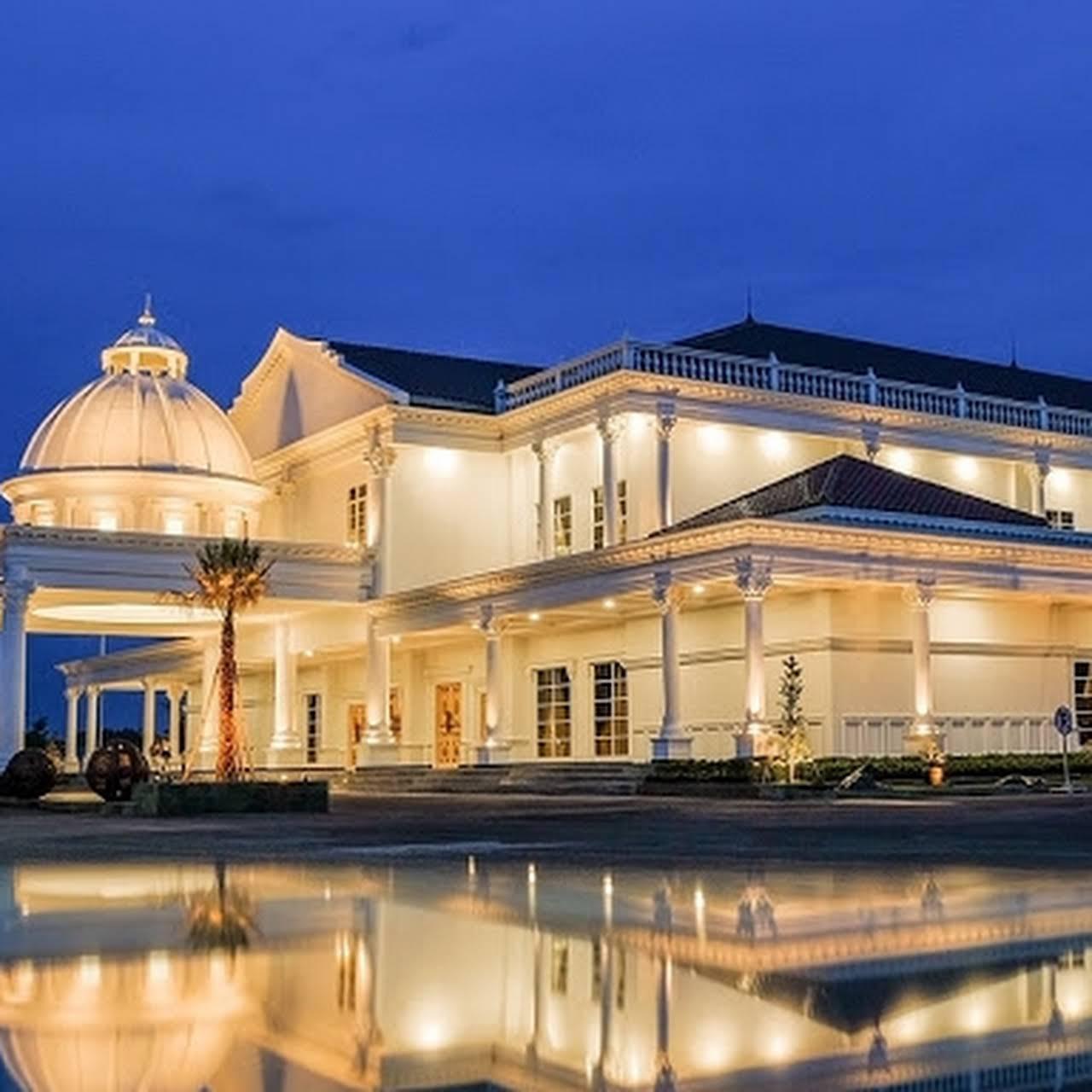 Paket pernikahan di gedung the sultan palembang
