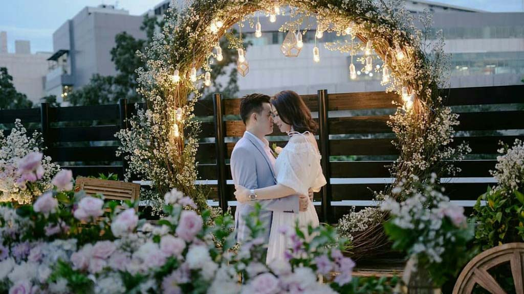 Paket Wedding organizer palembang akad