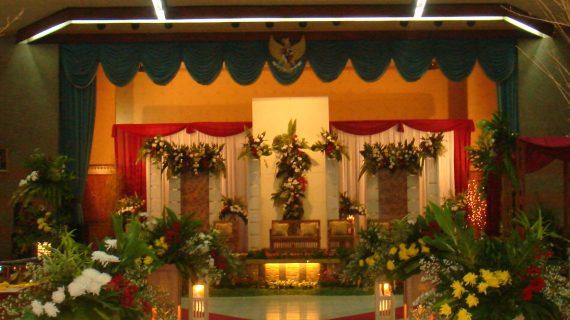 paket pernikahan asrama haji palembang