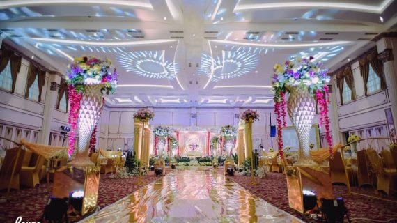 paket pernikahan di gedung opi convention center palembang