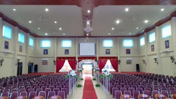 paket pernikahan gedung stihpada palembang