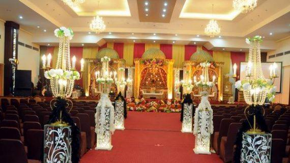 paket pernikahan graha IGM Palembang