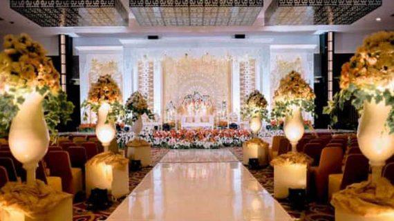 paket pernikahan grand atyasa convention center palembang