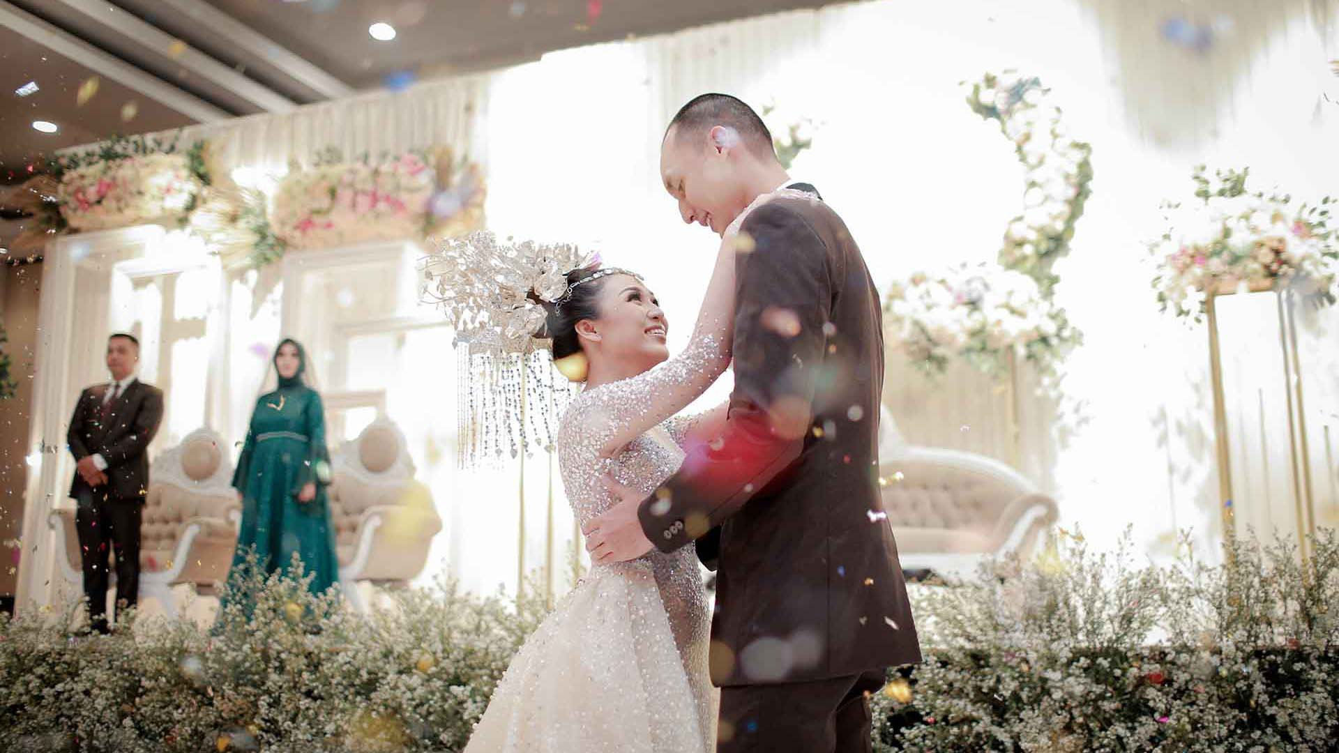 paket pernikahan palembang resepsi