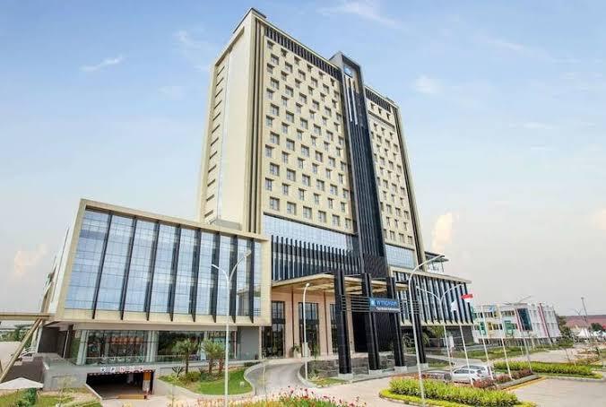 paket pernikahan wyndham opi hotel palembang