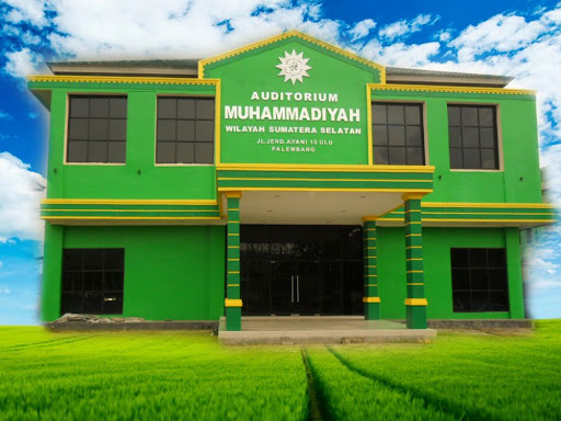 gedung muhammadiyah palembang